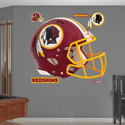 Fathead® NFL Washington Redskins Revolution Helmet Wall Graphic