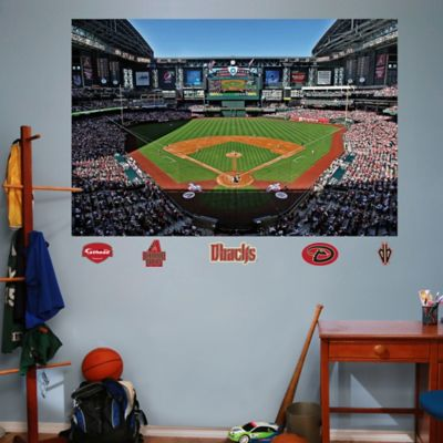 Fathead® MLB Arizona Diamondbacks Stadium Mural Wall Graphic