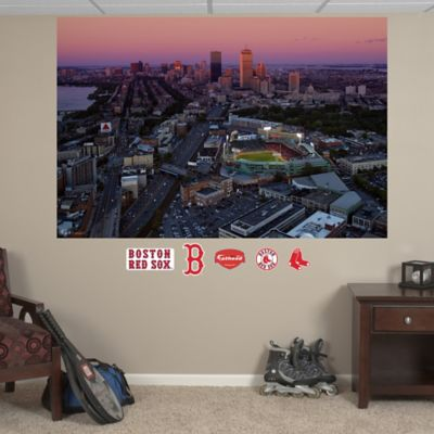 Fathead® MLB Boston Red Sox Stadium Mural Wall Graphic