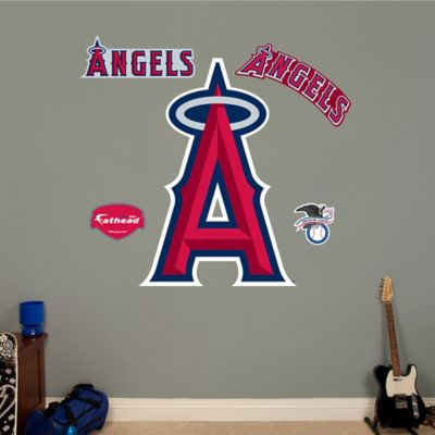 Fathead® MLB Los Angeles Angels Logo Wall Graphic