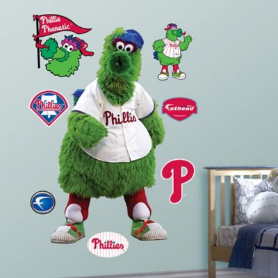 Fathead® MLB Philadelphia Phillies Phanatic Wall Graphic