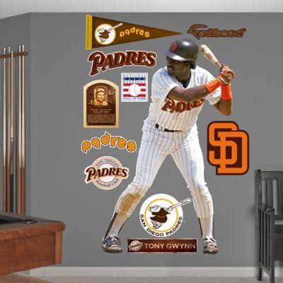 Fathead® MLB San Diego Padres Tony Gwynn Wall Graphic