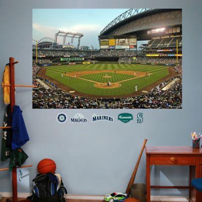 MLB Seattle Mariners Stadium Mural Wall Graphic