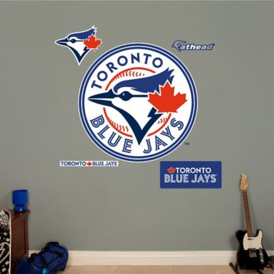 Fathead® MLB Toronto Blue Jays Logo Wall Graphic
