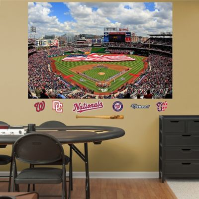 Fathead® MLB Washington Nationals Stadium Mural Wall Graphic