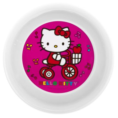Zak! Designs® Hello Kitty® Kid's Bowl