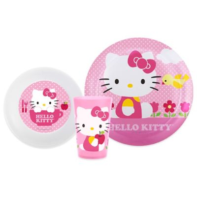 Hello Kitty Kids Dinnerware
