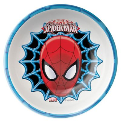Zak! Designs® Marvel® Spider-Man Kid's Bowl