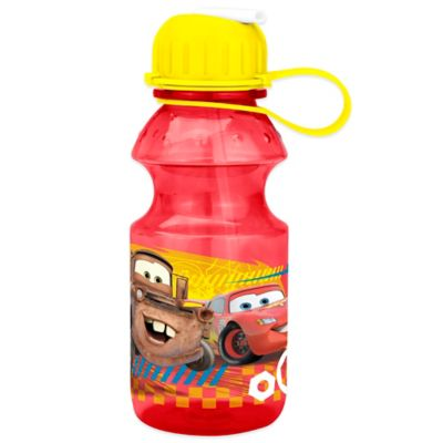 Zak! Designs® Disney® Cars Tritan Water Bottle