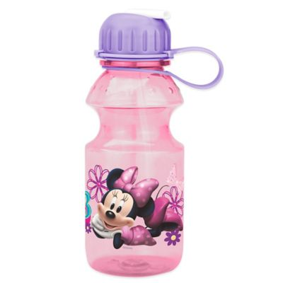 Zak! Designs® Minnie Tritan Water Bottle