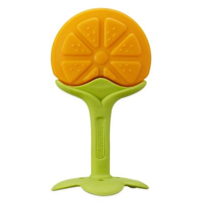 Innobaby Teethin' Smart™ EZ Grip Massaging Teether in Citrus