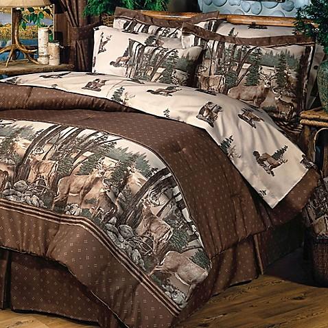 Whitetail Dreams Comforter Set Www Bedbathandbeyond Com