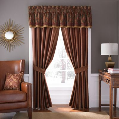 Croscill® Avellino Tailored Window Valance