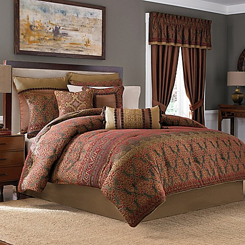 Croscill Comforter Sets Bed Bath And Beyond