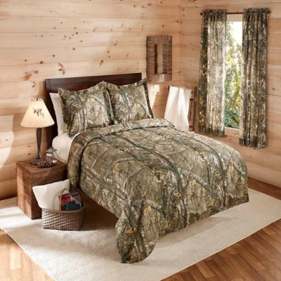 Realtree® Xtra 3-Piece Full Comforter Set