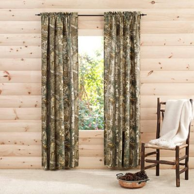 Realtree® Xtra 63-Inch Window Panel Pair