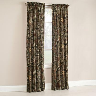 Mossy Oak® Break Up Infinity 63-Inch Window Panel Pair