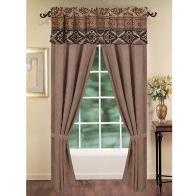 Santa Fe Window Valance
