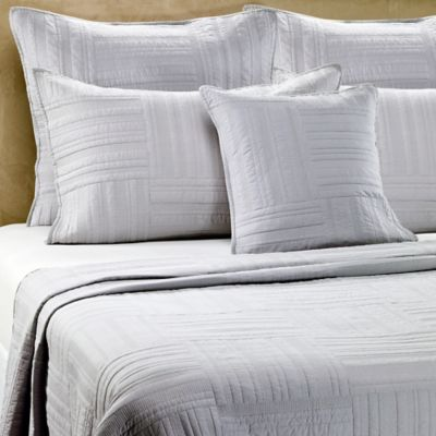 Eternity Pillow Sham in Slate
