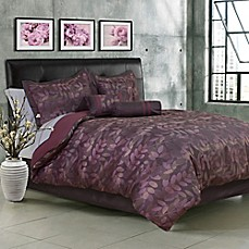 Twilight 7 Piece Comforter Set In Purple Bed Bath Amp Beyond