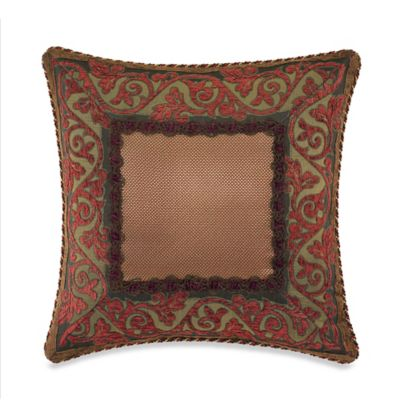 Croscill® Avellino Reversible Fashion Throw Pillow