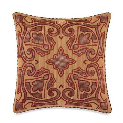 Croscill® Avellino Reversible Square Throw Pillow