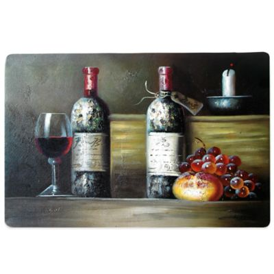 Wine Pairings Laminated Placemat