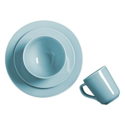 Stratford Blue Casual Dinnerware
