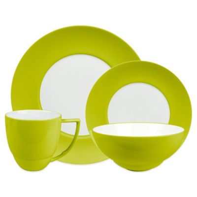 Waechtersbach Uno 16-Piece Dinnerware Set in Mint