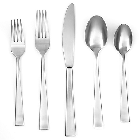 Cambridge 174 Silversmiths Arden Satin 40 Piece Flatware Set