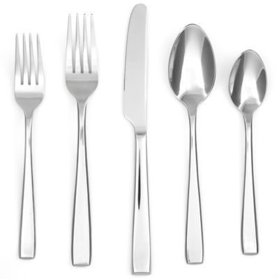 Cambridge® Silversmiths Logan Mirror 40-Piece Flatware Set (Service for 8)