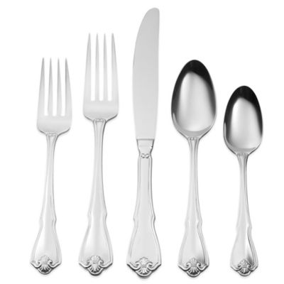 Oneida® Pinta 20-Piece Flatware Set