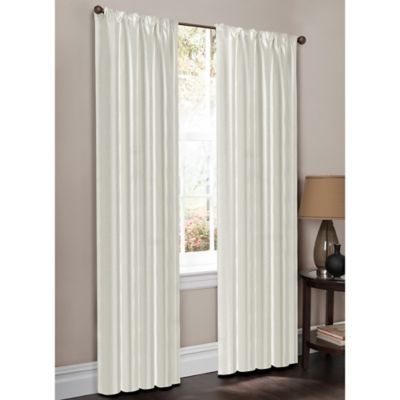 84-Inch Window Curtain Panel in Ivory