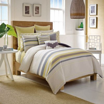 Nautica® Shelford Reversible Twin Comforter Set