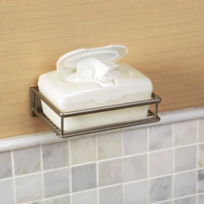 Wall Mounted Wet Wipe Holder