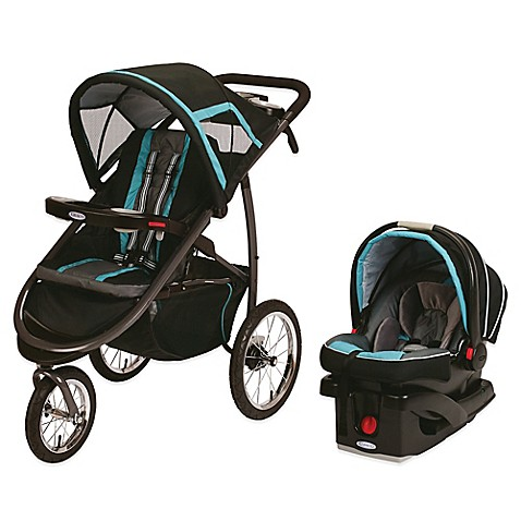 Graco Fast Action Jogger Travel System Canada