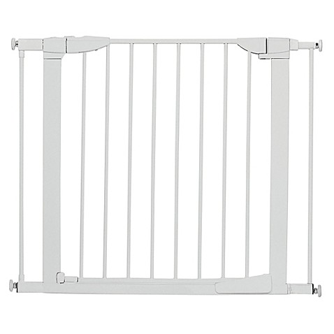 Buy Brica 174 Auto Close Metal Gate From Bed Bath Amp Beyond