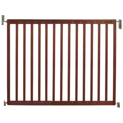 Brica® Extending Wood Gate