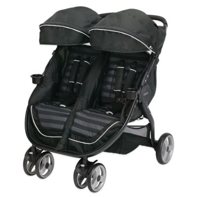 Strollers > Graco® FastAction™ Fold Duo LX Click Connect™ Stroller in Rockweave™