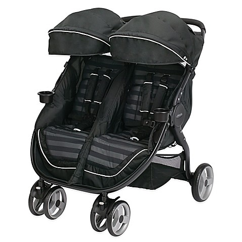 Graco 174 Fastaction Fold Duo Lx Click Connect Stroller In