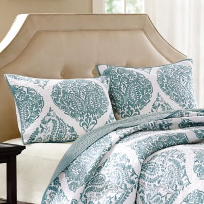 Harbor House™ Ogee Paisley Duvet Cover Set