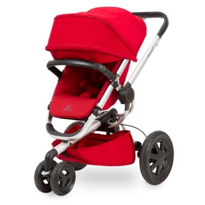 Quinny® Buzz™ Xtra 15 Stroller in Red Rumor
