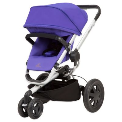 Quinny® Buzz™ Xtra 15 Stroller in Purple Pace