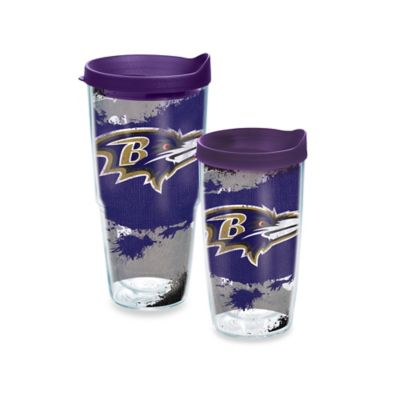 Tervis® NFL Baltimore Ravens 16 oz. Distressed Wrap Tumbler with Lid