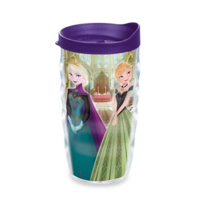 Tervis® Frozen Anna and Elsa at the Ball Wavy Wrap 10 oz. Tumbler with Lid