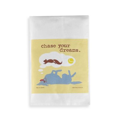 Chase Dreams Bar Towel