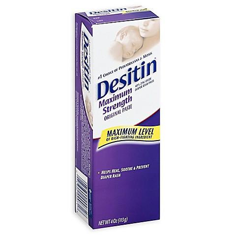 Desitin ingredients