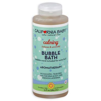 California Baby® 13 oz. Calming Aromatherapy Bubble Bath