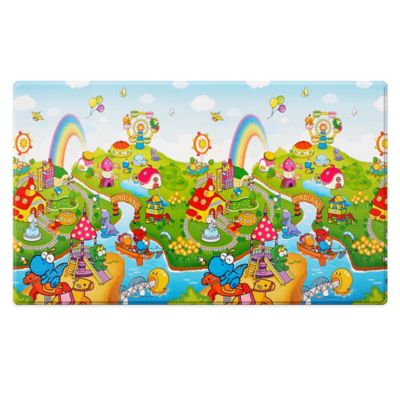 Dwinguler Large Kid's Playmat in Dinoland