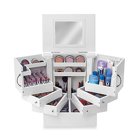 Bed Bath And Beyond Makeup Organizer
